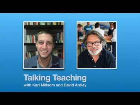 Talking Teaching: David Ardley (Video)