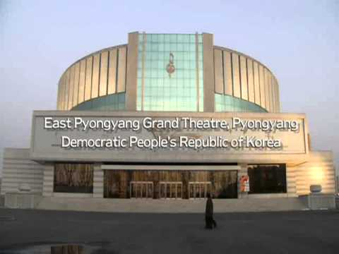 "New York Philharmonic live in Pyongyang, North Korea - Part 1/17 ""Opening"""