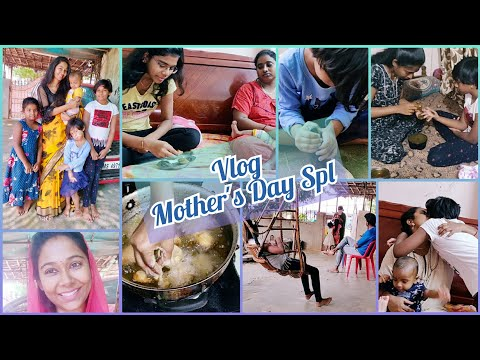 #Vlog | Sweet Tiger Tops Recipe | Pillala Kosam Ma Amma Vaallu Chesay Fav Recipes..Na Memories| AS😘