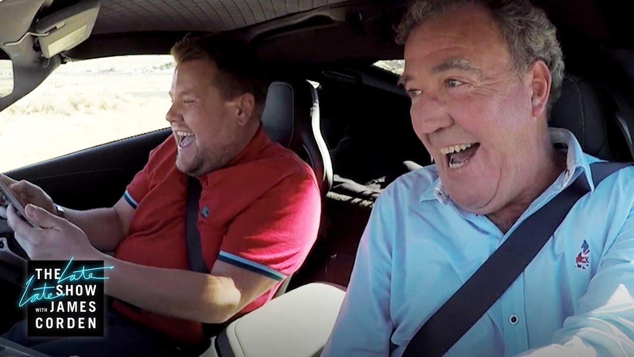 Trio z Top Gear znowu w akcji