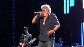 Baba O RileyThe Who Oakland Oracle Arena May 19 2016
