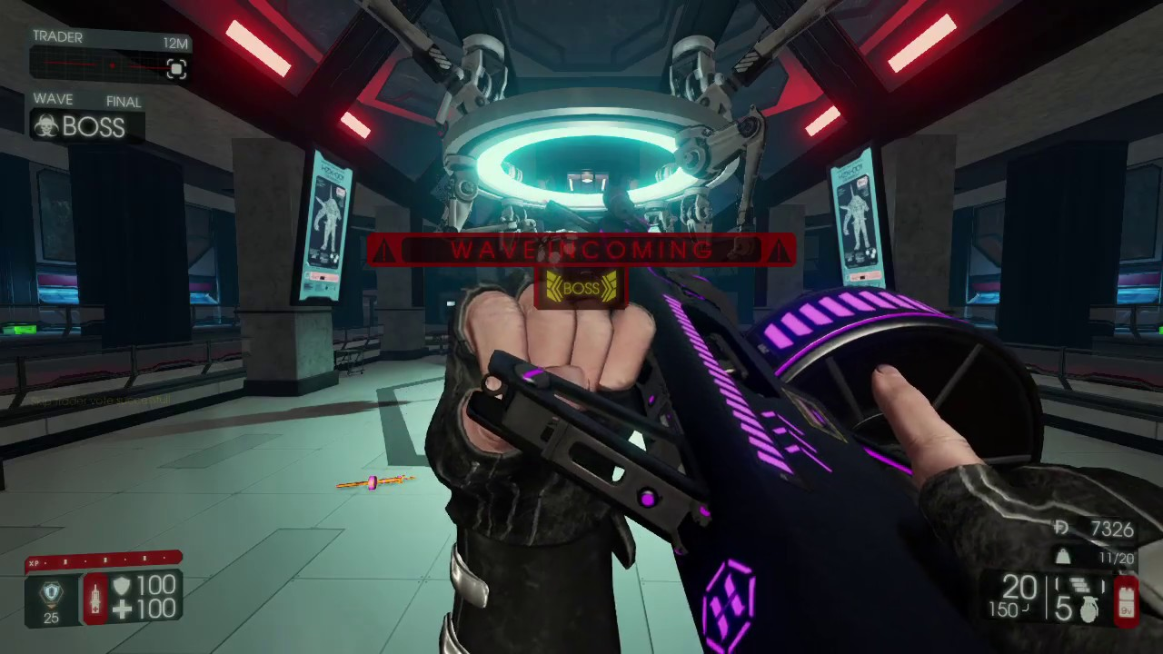 Killing Floor 2 Neon Nightmare 8 Aa12 Jaeger Dynamic Double Bundle Skins 720p60fps Youtube