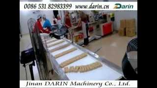 Halva Bar Machine Peanuts bar cutting machine