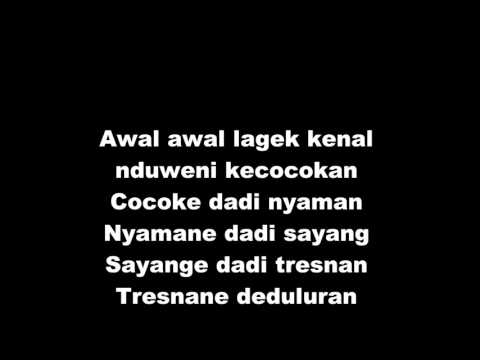 NELONGSO See You Again Versi Jawa Official Lyrics  Lirik...
