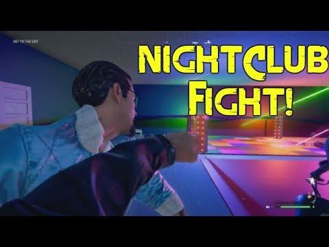 far cry 5 custom map fun #10: Nightclub gun fight, western shootout & alien planet!