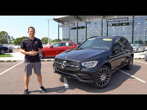 Is the new 2020 Mercedes Benz GLC 300 a BETTER luxury SUV?