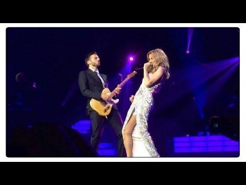 Céline Dion très proche de son guitariste Kaven Girouard ?