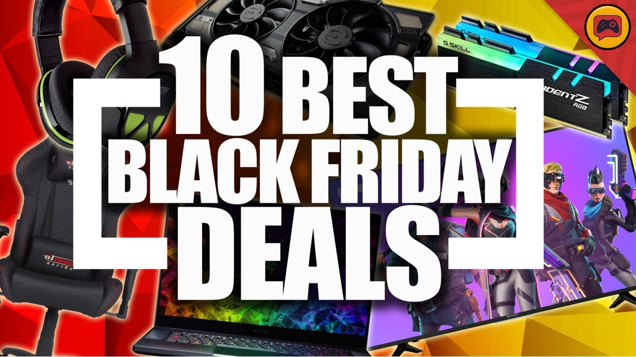 Best Black Friday Gaming Deals 2018