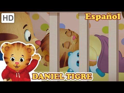 Daniel Tigre en Español - Cómo Calmarse para Dormir