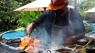 Sunday Funday Throwback featuring Chef Maxie Millian at Tall Trees Bali