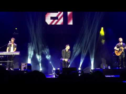 A1 WALKING IN THE RAIN LIVE
