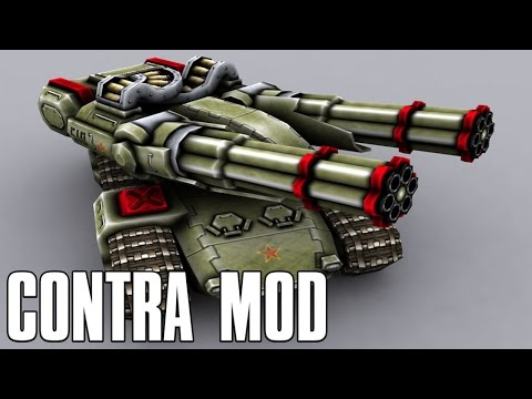 Contra Mod - Superior Chinese Tanks!