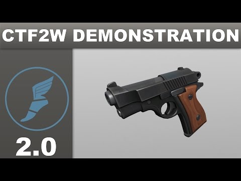 [TF2] Custom Weapon Demonstration 2.0: The Conventional