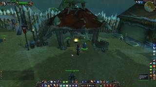 Mok'thardin's Enchantment 1/4 (Shadowmaw Claw) WoW Classic Quest