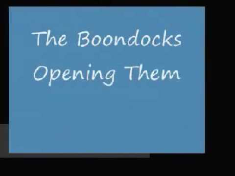 The Boondocks theme me song.