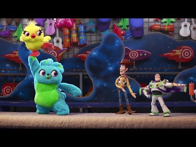 Toy Story 4 - Reaction teaser trailer (NL Ondertiteld)  - Disney NL