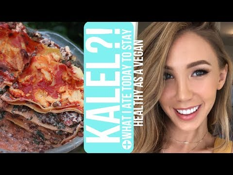 Kalels Not Vegan Anymore + What I Ate to Stay Health on a Long-Term Vegan Diet