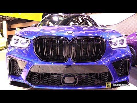 2020 BMW X5M - Exterior Interior Walkaround - 2020 Montreal Auto Show