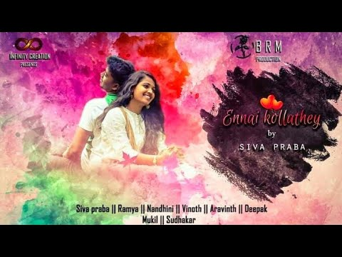 || Ennai kollathey Video song| Fan Made Tamil Album Cover Song what's up 8870041041