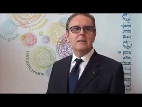 Intervista a Marco Fedeli - Green Globe Banking a Ecomondo