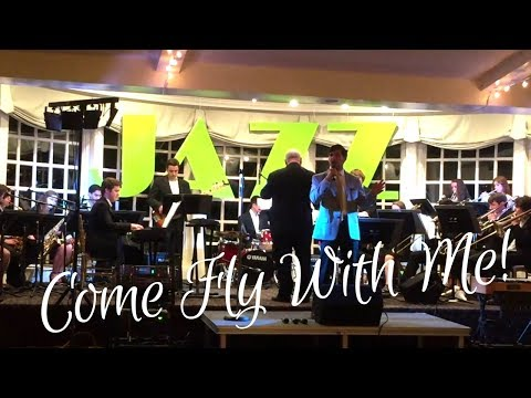 """Come Fly With Me"" sung by Thomas Holtz"