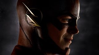 the flash trailer  serie 2014