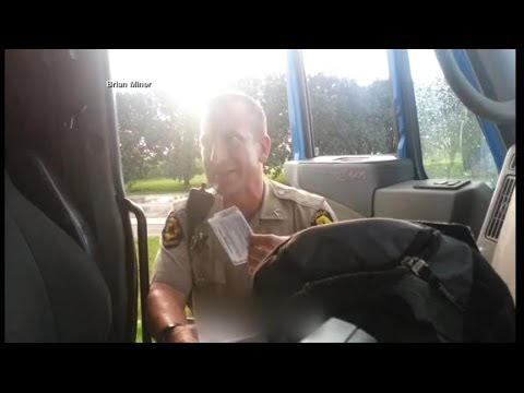 Truck Driver Turns The Tables On Illinois State Trooper