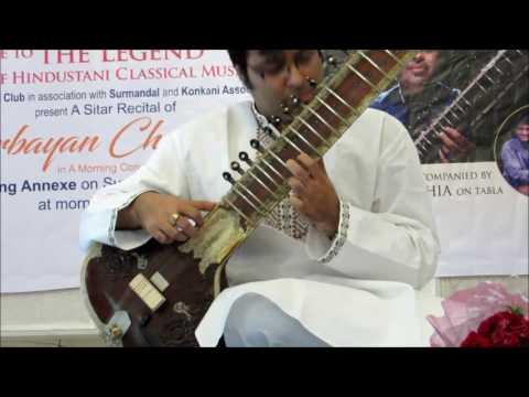 Purbayan Chatterjee -      Malhar