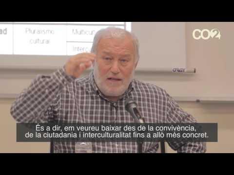 """Conferència de Carlos Giménez: """"La ciutadania intercultural"""""""