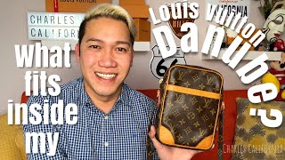 What fits in my Louis Vuitton …
