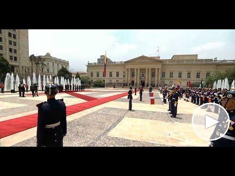 Llegada del Presidente de República Federal de Austria, Heinz Fischer - 4 de marzo de 2016