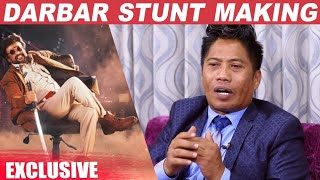 Darbar Fight Scene – Peter Hein Exclusive