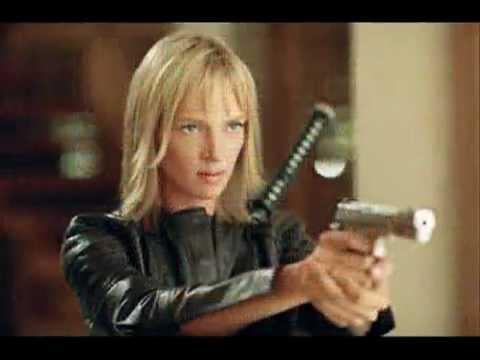 Kill Bill Soundtrack You Shot Me Down  Bang Bang