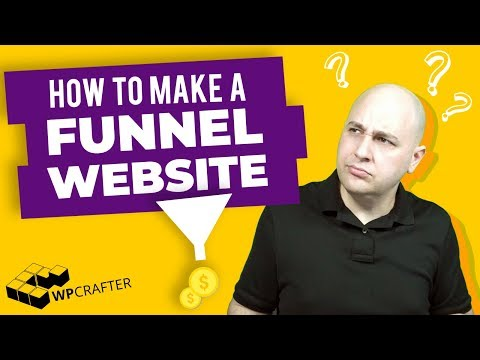 How To Make A Sales Funnel Website With WordPress – Including, Checkout, Order Bumps, & Upsells