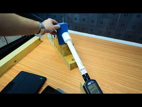 Vest Anti-Radiation Wallet case test and Vest Radiation Blocking Tablet test