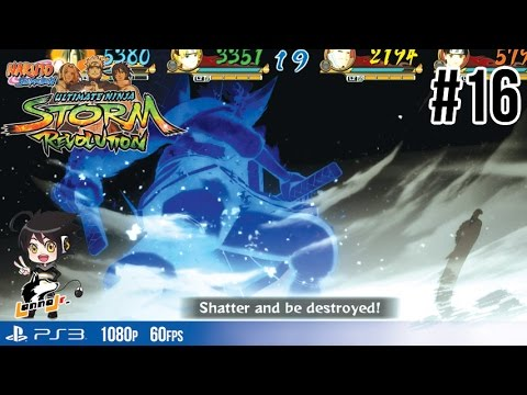 Naruto Shippuden Ultimate Ninja Storm Revolution[Pt16]: ซูซาโนะโอะร่างสุดยอดของมาดาระ