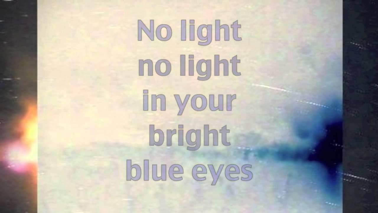 No Light, No Light Lyrics