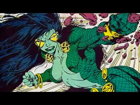 SuperVillain/Hero Origins: Gamora Mp3