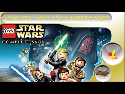 Let's Play Lego Star Wars: The Complete Saga Episode I - The Phantom Let's Play |