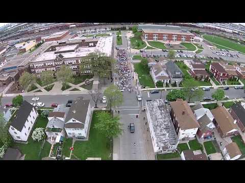 Salina school 2015 parade
