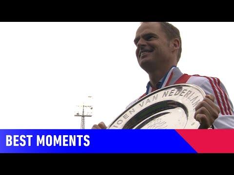Best moments • Frank de Boer • Champions of season 2013-2014