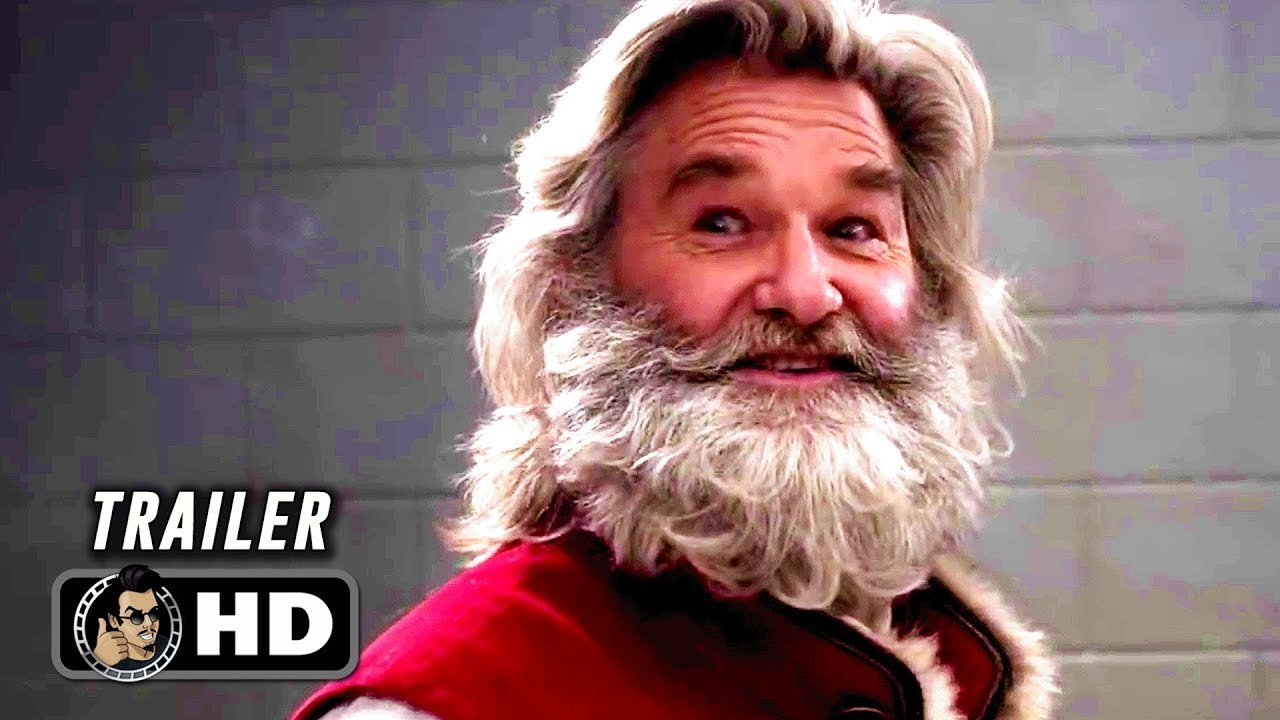CHRISTMAS CHRONICLES Trailer #2 (2018) Kurt Russell as ...
