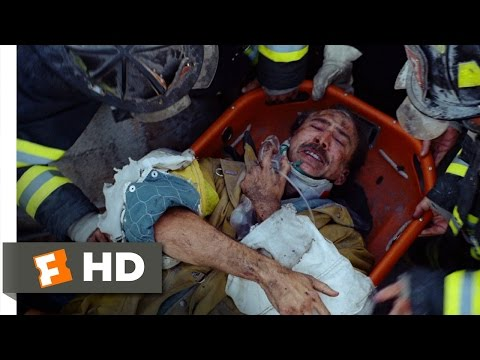 World Trade Center (9/9) Movie CLIP - You Kept Me Alive (2006) HD
