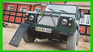 Installing A Performance Intercooler | Land Rover Defender Mods