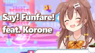 Download Say! Funfare! feat. Korone, Muse Dash