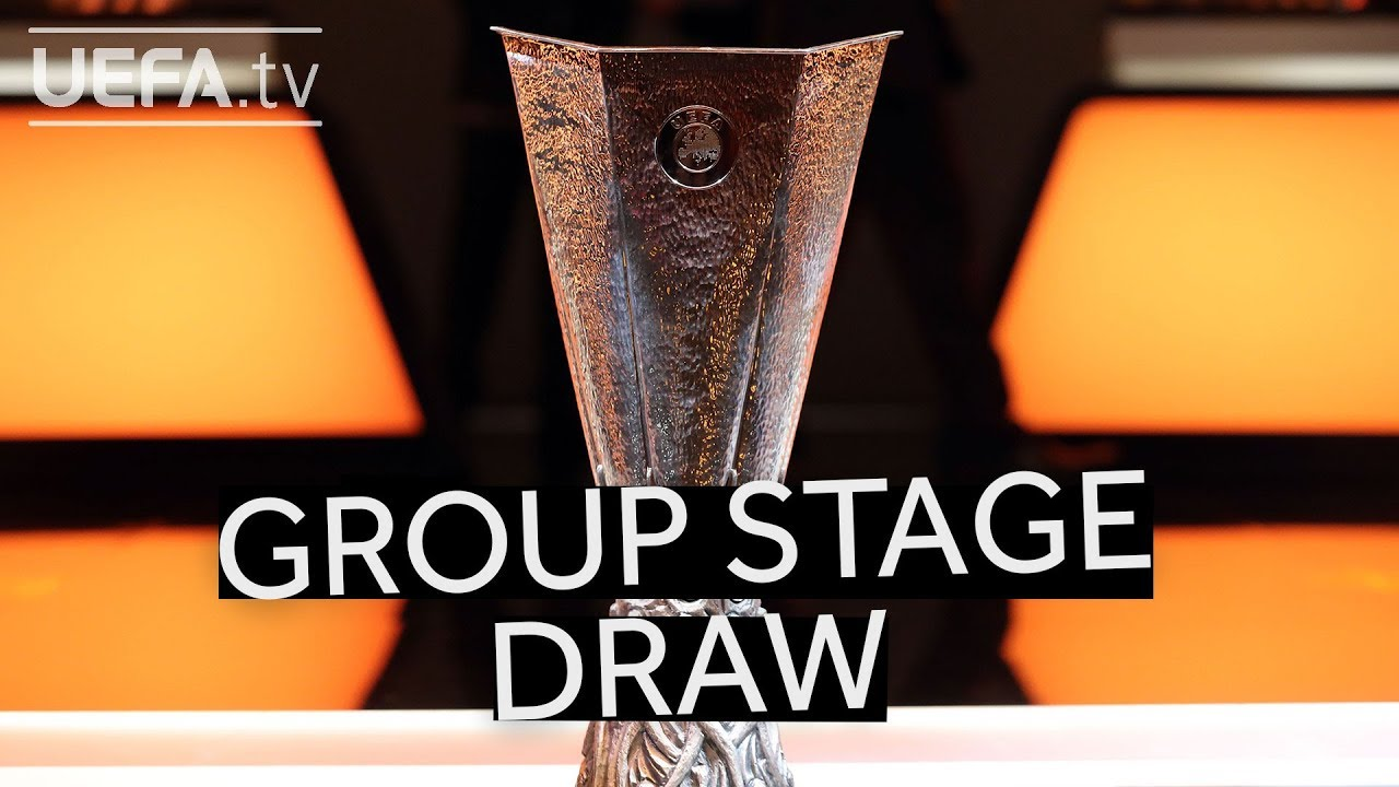 uefa europa league 2018 19 group stage draw youtube uefa europa league 2018 19 group stage draw