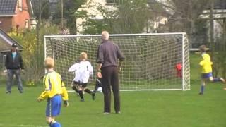 vv Marrum E1 - SC Franeker E4, gespeeld 16 april 2011