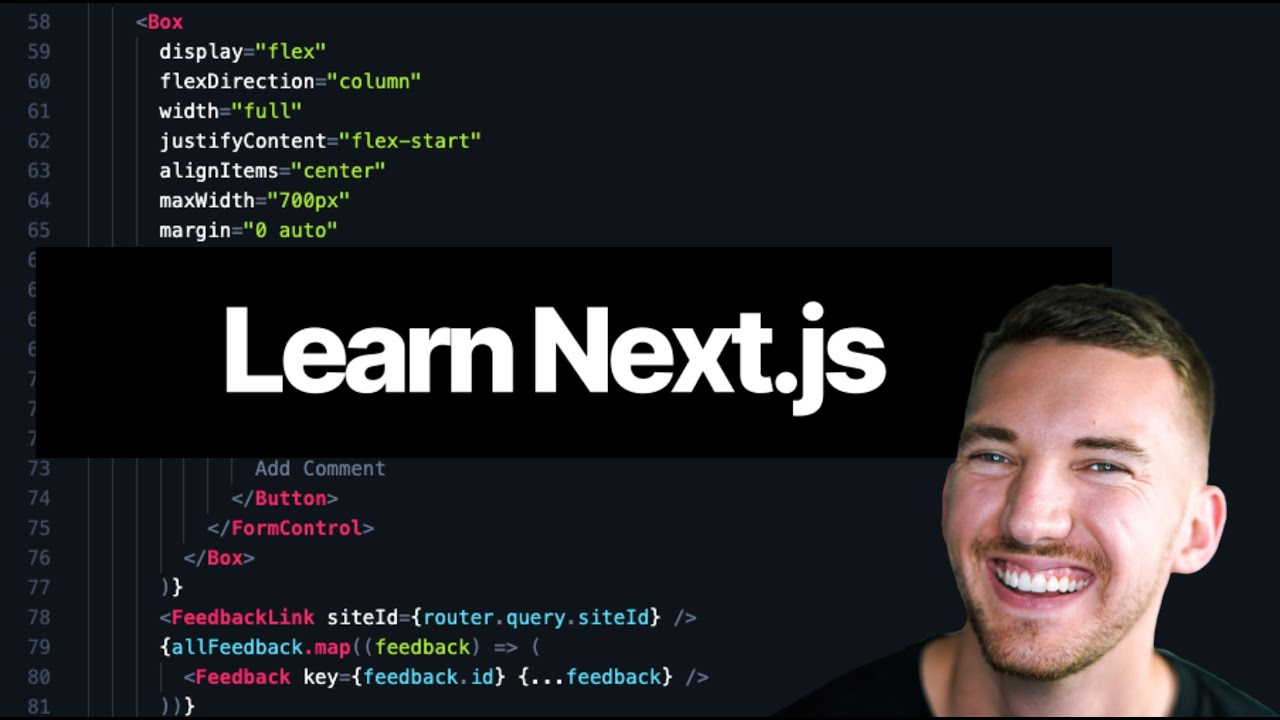 React Overview – Learn Next.js