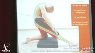 Hernia disku |5| MUDr. Richard Smíšek, SPS metóda (SM-Systém)