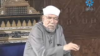 الشيخ الشعراوي : قصة أبناء نزار بن معد الأربعة